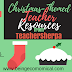 Christmas Themed Teacher Resources From TeacherSherpa