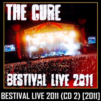 The Cure - Bestival Live 2011 (CD 2))