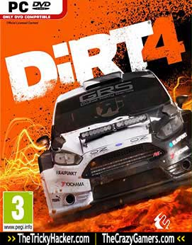 Dirt 4 Free Download Game + Crack