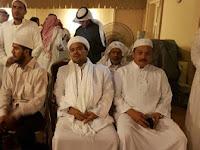 Bertemu Di Saudi, Zakir Naik Bangga Dengan Perjuangan Habib Rizieq Shihab Di Indonesia