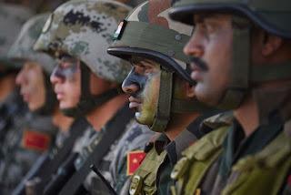 Tentara China - India
