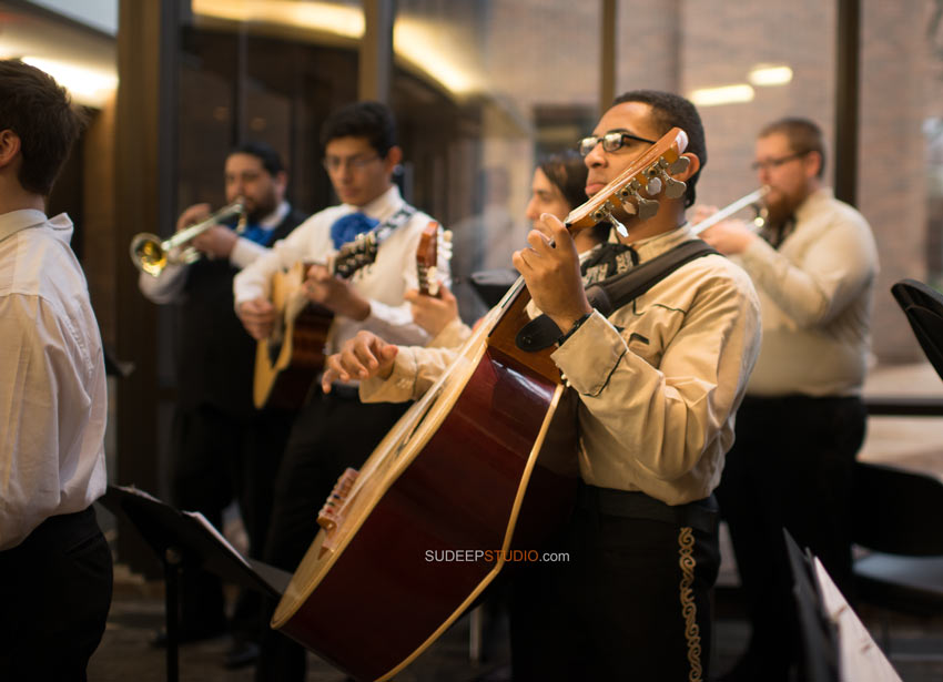 University of Michigan School of Music Symphony Mariachi Orchestra - Sudeep Studio