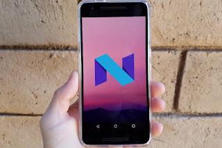 Fitur unggulan Android Nougat, fitur Anyar android