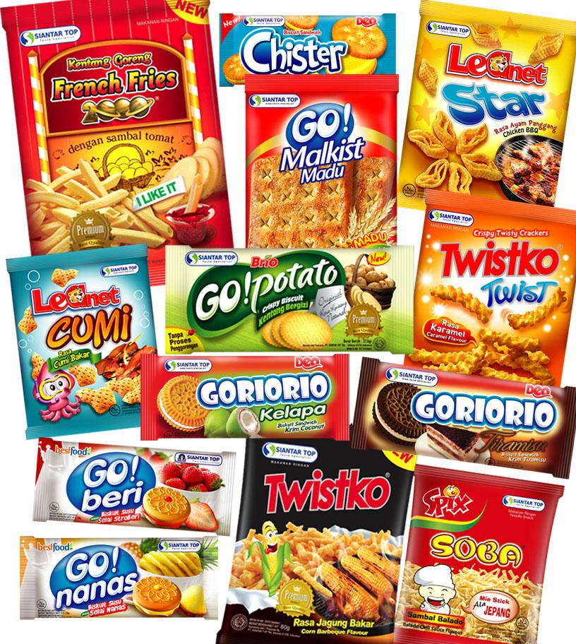 Biskuitkemasan: Produk-produk Biskuit Dan Snack Dari Siantar Top