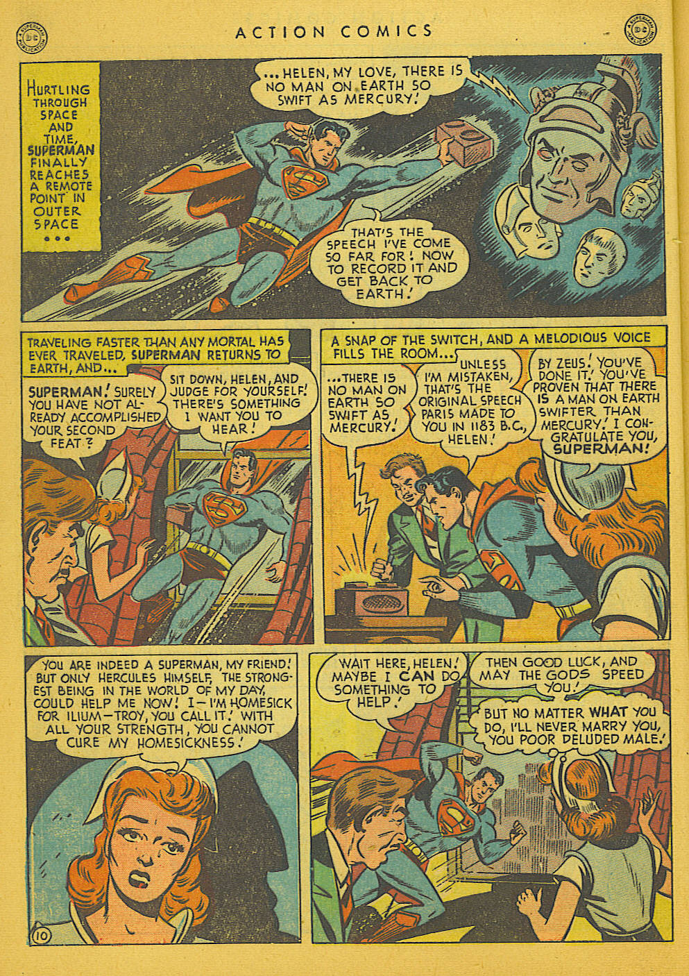 Action Comics (1938) 133 Page 10