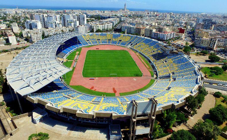 stadi campionato nazioni africane marocco 2018 casablanca