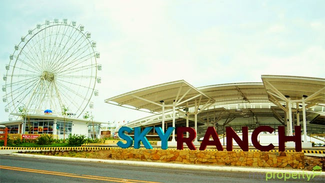 The third on the list is Sky Ranch Tagaytay which has what was dubbed as the highest ferris wheel in Philippines