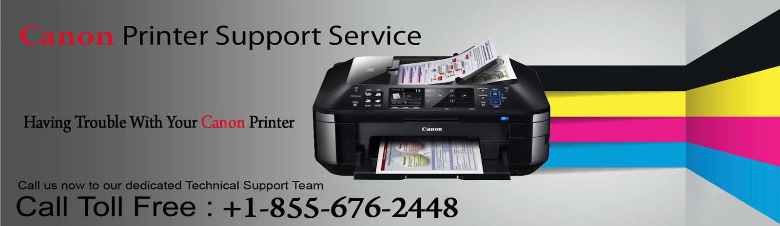 Canon Printer Technical Support Help Desk Pictures