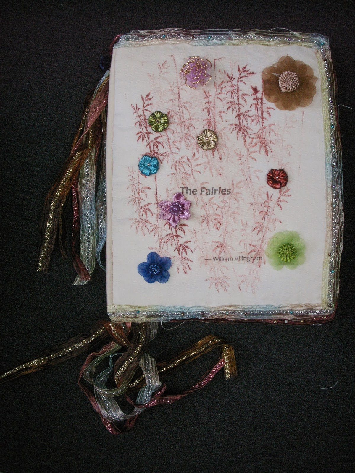 how to see faeries book