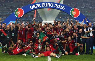 Daftar Skuad Pemain Timnas Portugal 2016