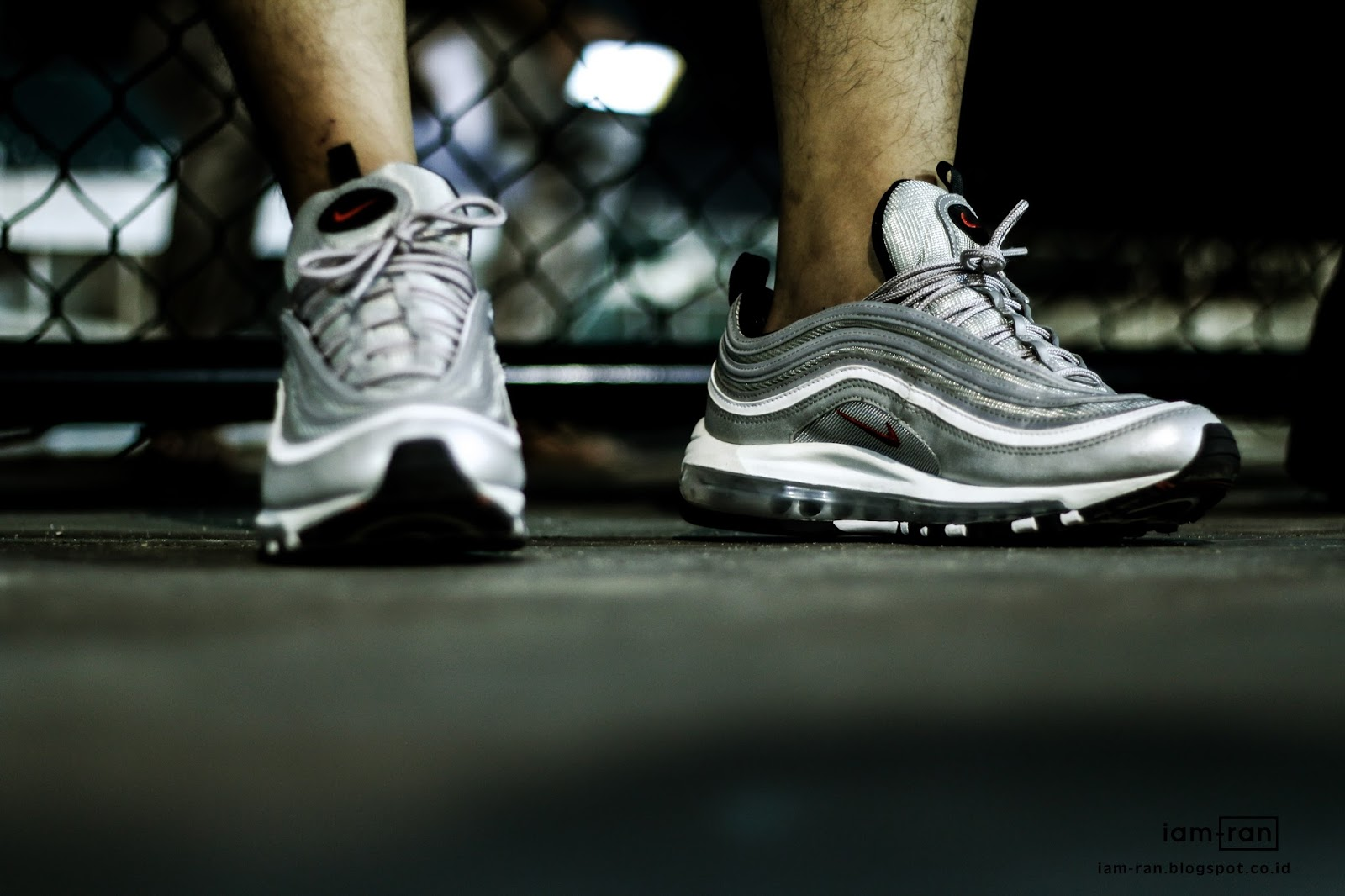 iam ran on feet leo nike air max 97 silver bullet. Black Bedroom Furniture Sets. Home Design Ideas