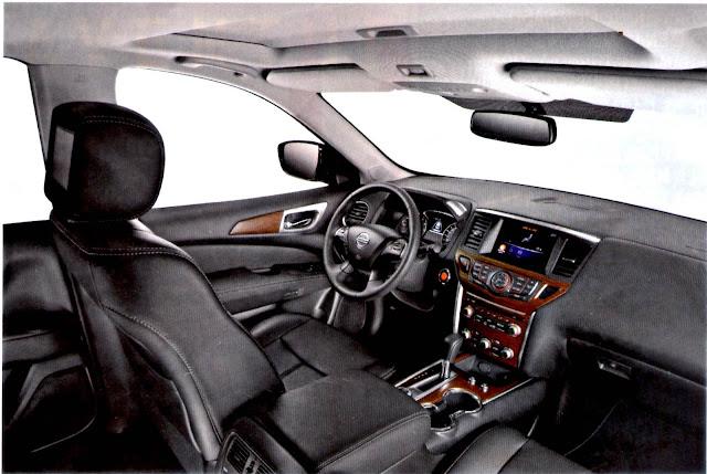 Nissan Pathfinder 2017 - 2018