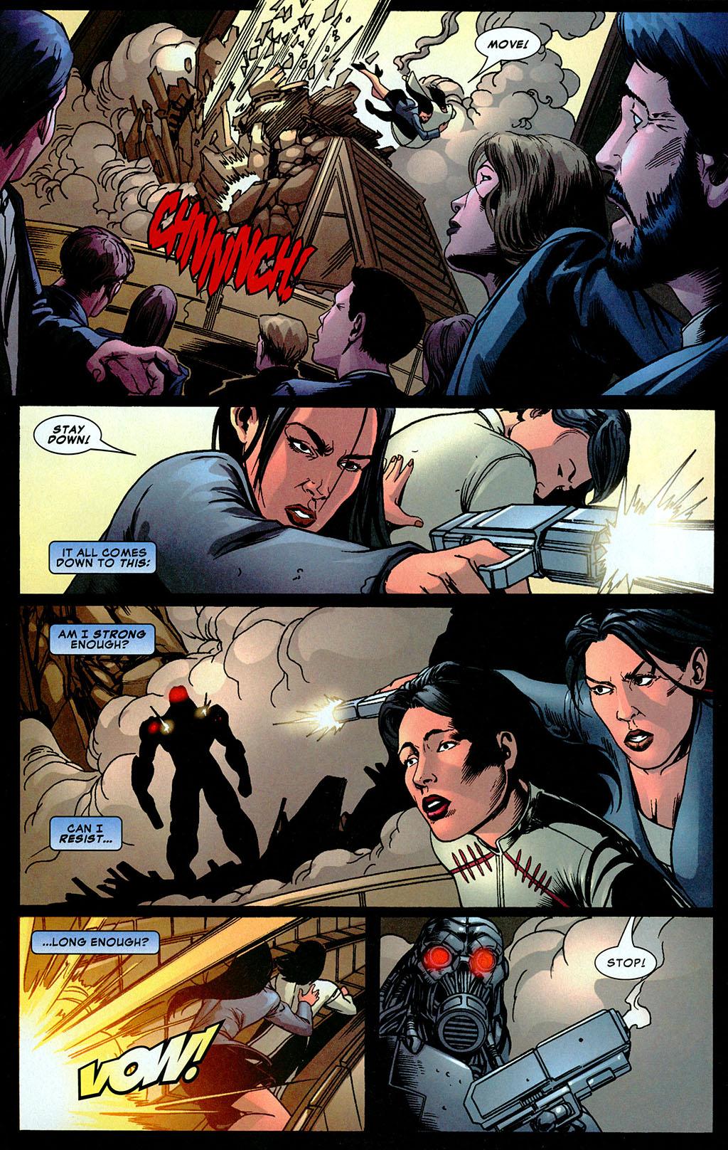 Read online Amazing Fantasy (2004) comic -  Issue #20 - 18