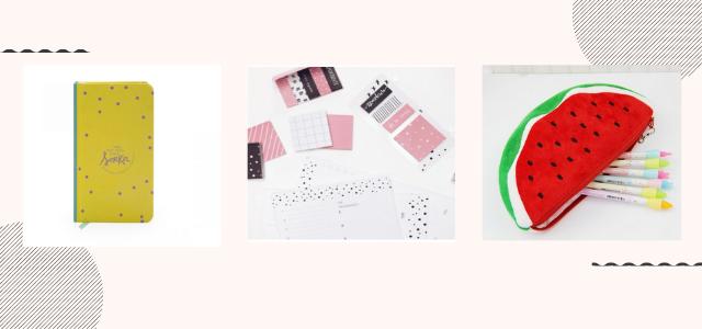 Onde comprar itens de papelaria blog pausa pra criatividade