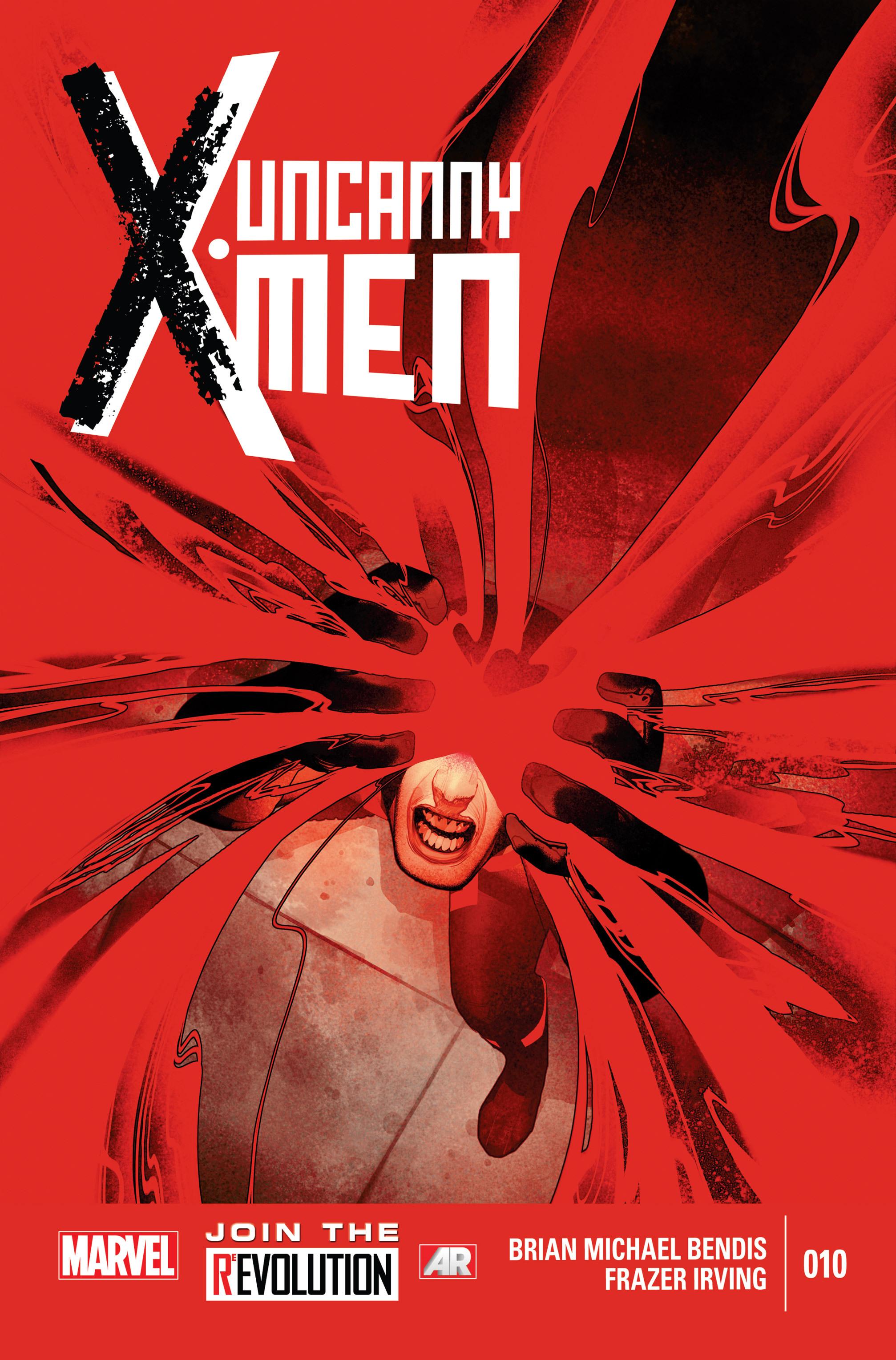 Read online Uncanny X-Men (2013) comic -  Issue # _TPB 2 - Broken - 80