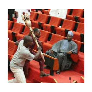 [News] Nigerian Govt Orders Probe Of Invasion Of National Assembly By Thugs