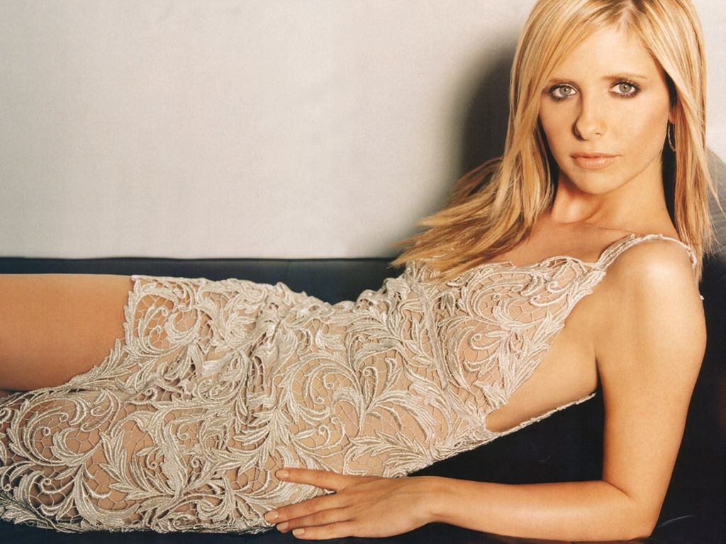 Erotica Hot Sarah Michelle Gellar  naked (94 pics), Instagram, panties