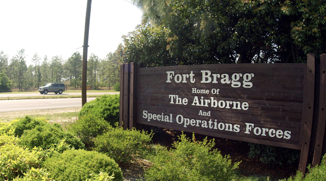 Foreign national allegedly repeated requests to tour Bragg 'special operations facility'