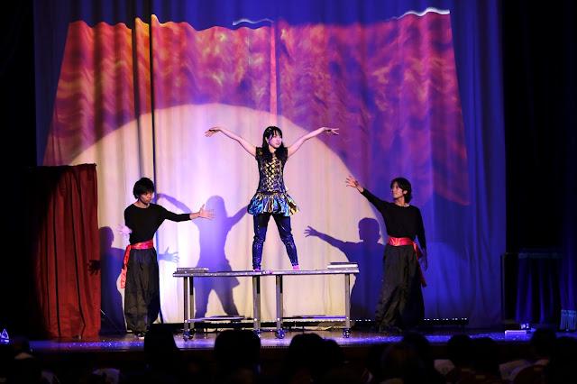 人体分離|女性マジシャン・アリス(有栖川 萌)|☆マジックショー・イリュージョン・和妻の出張・出演依頼受付中☆
