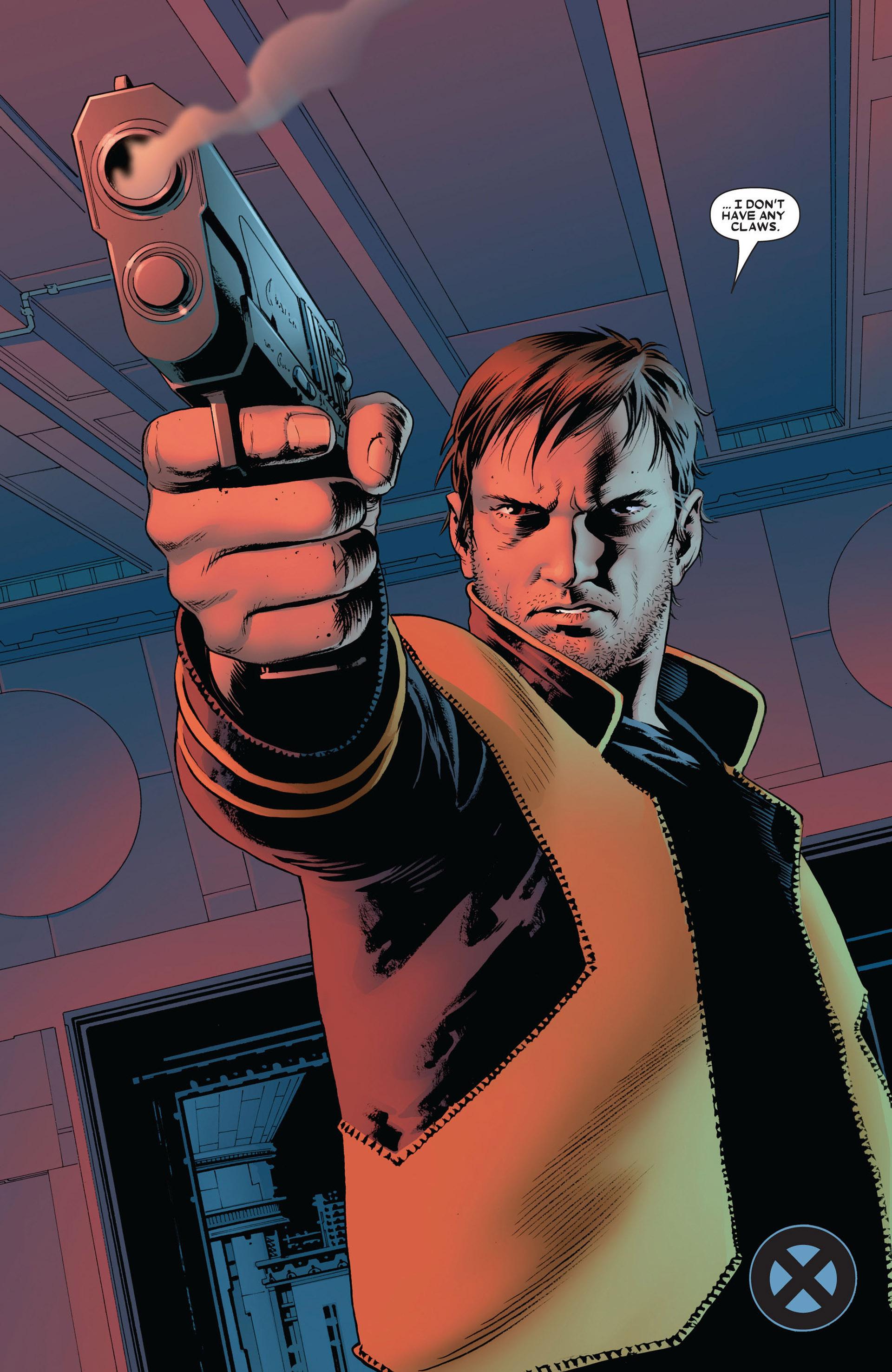 Read online Astonishing X-Men (2004) comic -  Issue #17 - 24