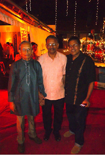 Tennisen Perera, M.Sivalingam, Kamal Perera are seen here)