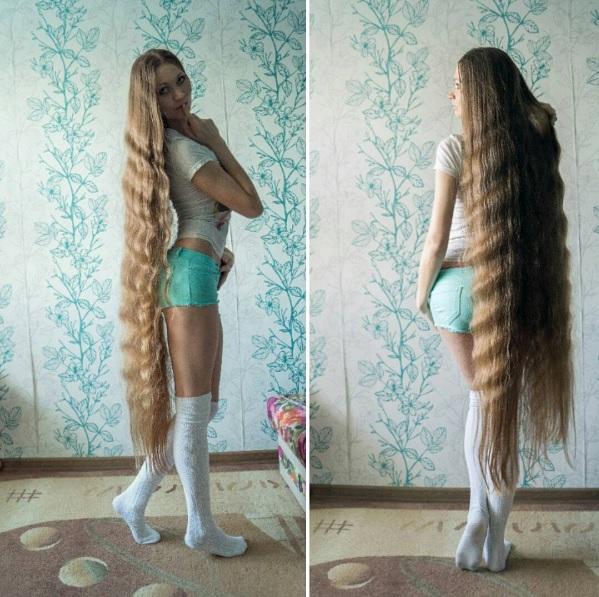 Rapunzel de la vida real