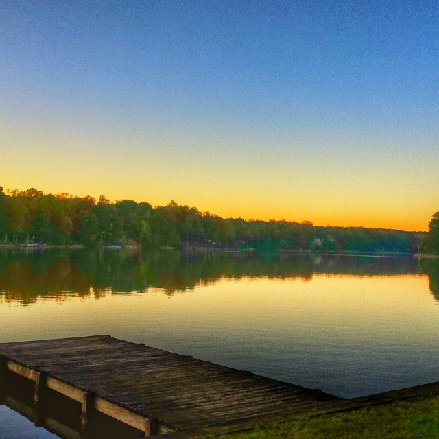 Lake in Cary, N.C; 10 Destination Photos on Instagram that Make You Want to Travel