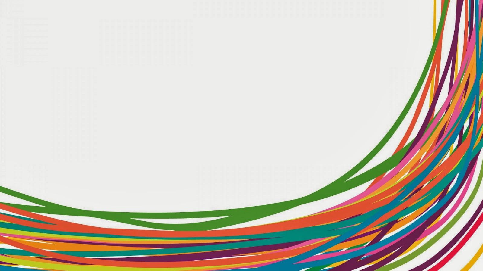 Fondos Abstractos De Colores: Fondo De Pantalla Abstracto Lineas De Colores