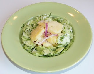 Salata orientala cu salata de castraveti retete culinare de post,