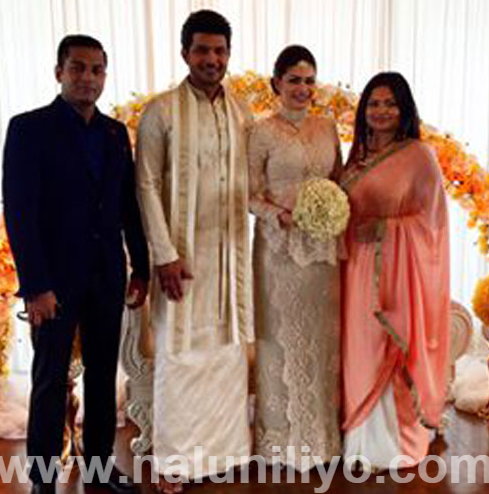 Hirunika Premachandra Hiran Yattowita Wedding married husband HD photos iphone coming in this year new