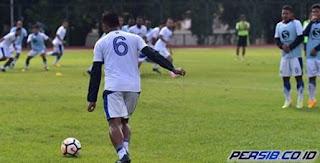 TC Persib Sudah Masuki Tahap Latihan Teknik dan Strategi