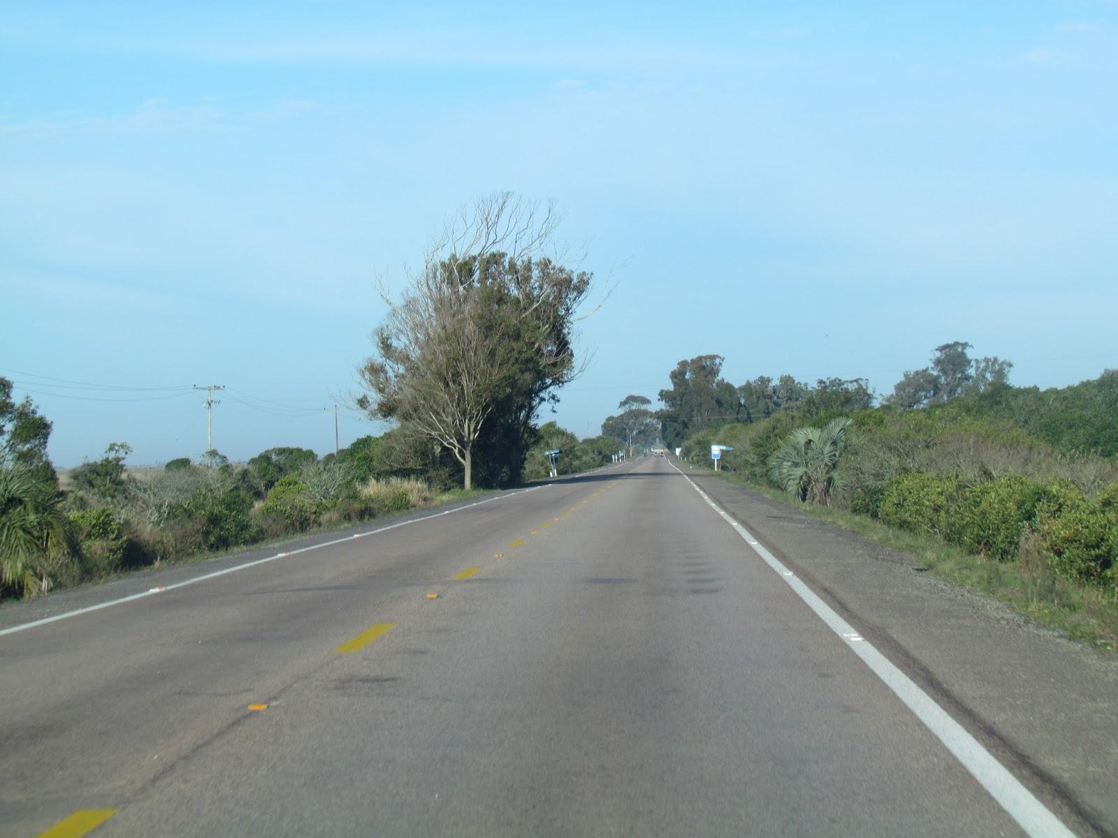 Estrada para Rio Grande