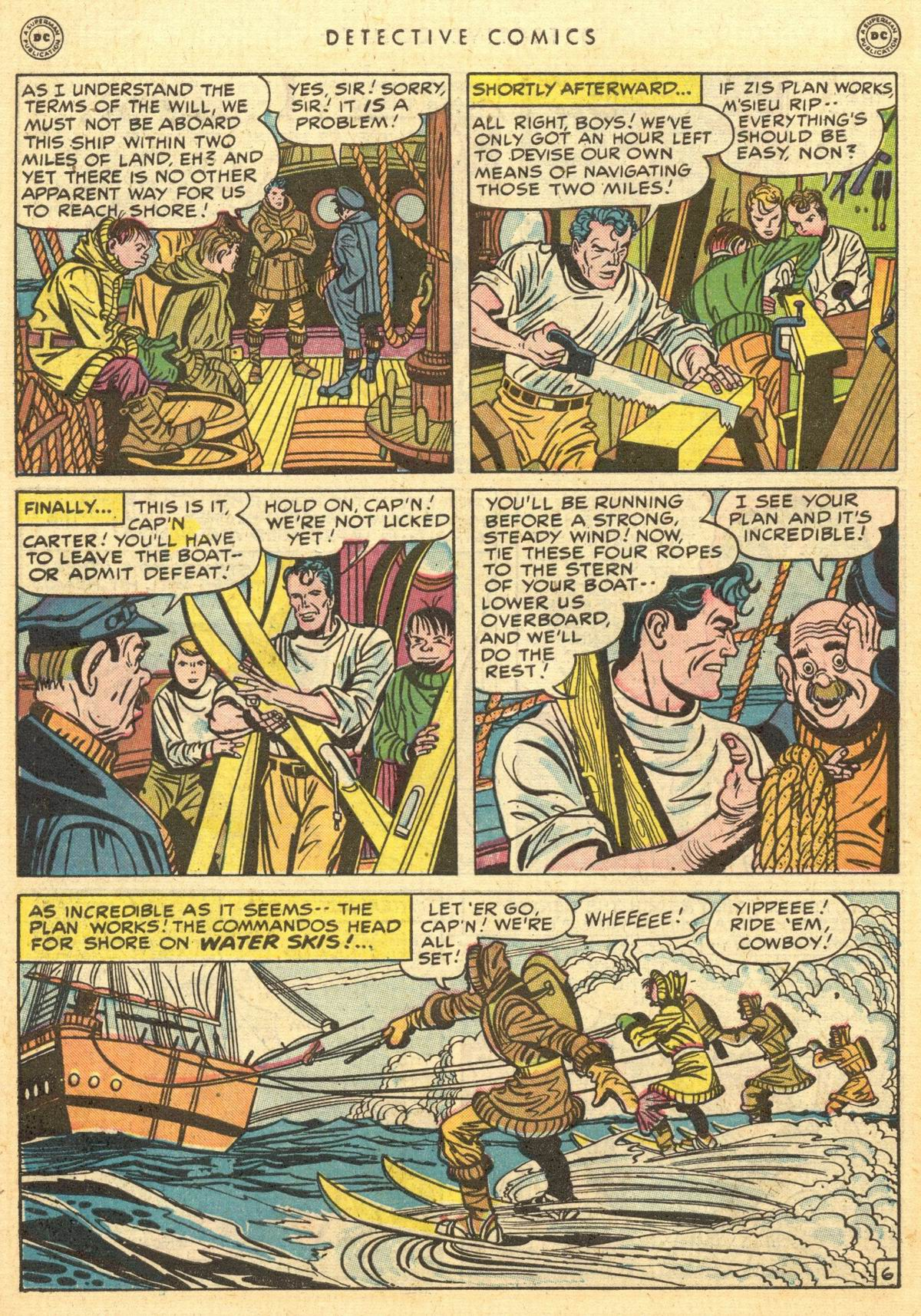 Read online Detective Comics (1937) comic -  Issue #150 - 41