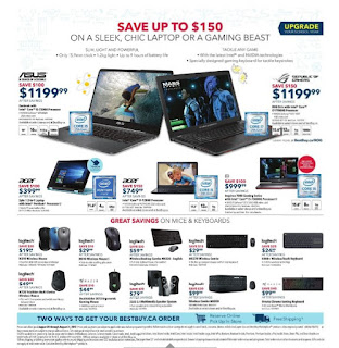 Best Buy Flyer  Weekly - Upgrade Your School Year valid August 25 - 31, 2017