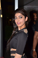 Pranitha Subhash in a skin tight backless brown gown at 64th Jio Filmfare Awards South ~  Exclusive 045.JPG