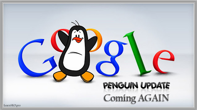Penguin Real Time Algorithm Update