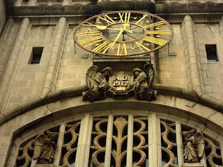 O Relógio Alemão do Mosteiro de São Bento