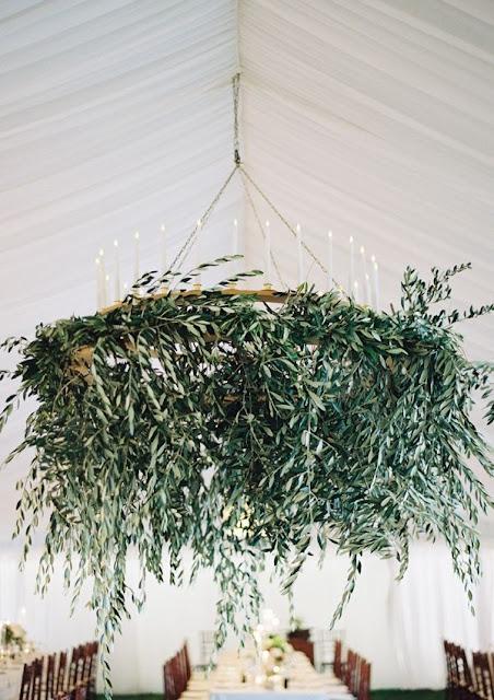 lampara olivo boda