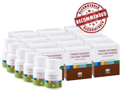 Susu kalsium paling rekomendasi untuk tambah tinggi