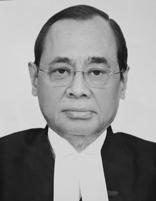 माननीय श्री न्यायमूर्ति रंजन गोगोई।