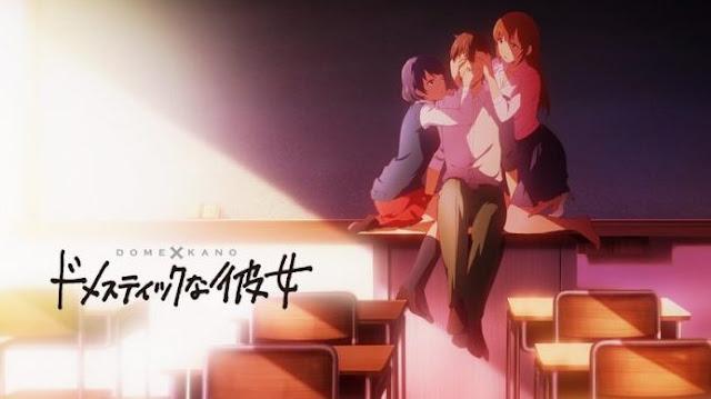Domestic na Kanojo (Episode 01-12) English Sub