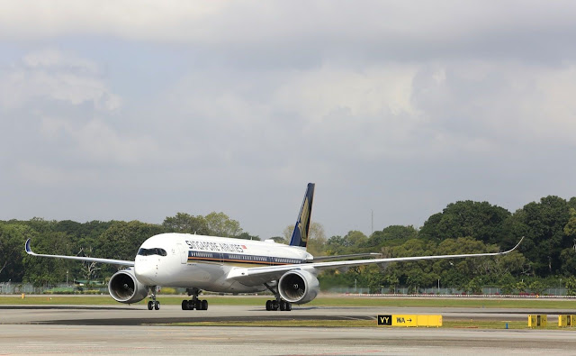 airbus a350-900 xwb singapore airlines