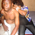 SHOCKING] Pregnant Wife Caught In The Act By Husband In Hotel Room With Another Man[See Photos]