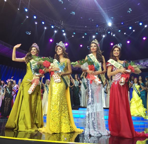 FULL LIST: Miss Earth 2016 winners
