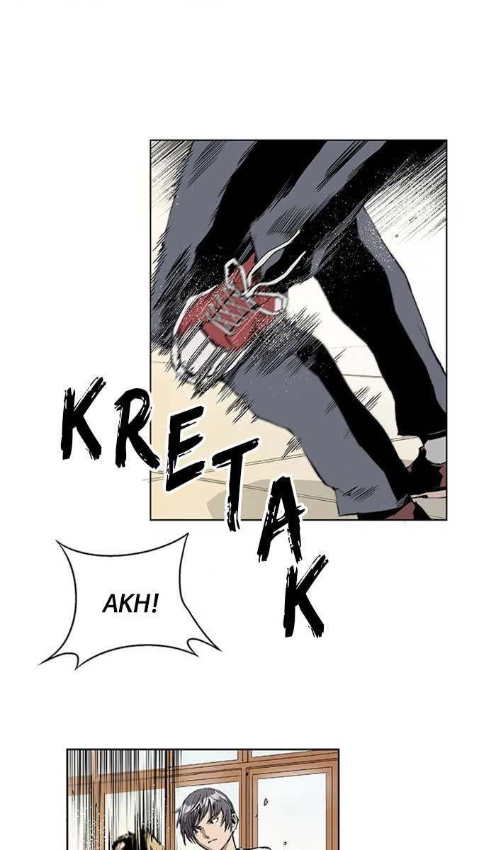 Webtoon Weak Hero Bahasa Indonesia Chapter 1
