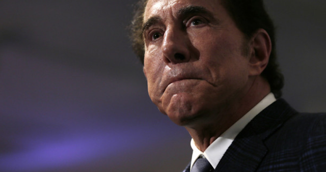 RNC finance chair Steve Wynn resigns after sexual harassment allegations