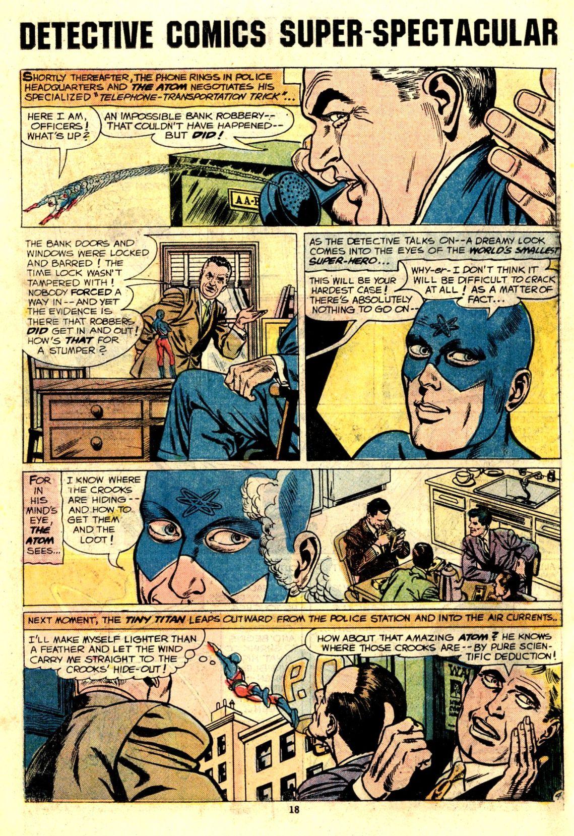 Detective Comics (1937) 438 Page 17