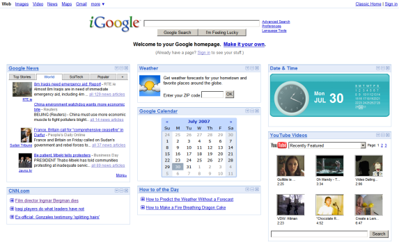 How Do You Create A Google Calendar Replacement Google Docs Create And Edit Documents Online For Free Igoogle Redirects To The Google Homepage