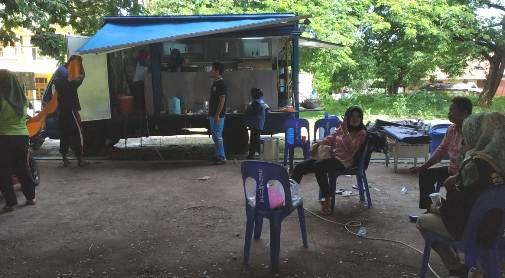 Korban Banjir Selayar, Mulai Tinggalkan Posko Pengungsian