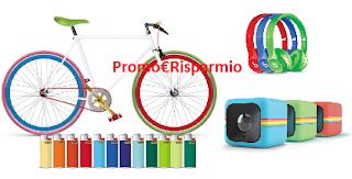 Logo ''La Battaglia dei colori'': vinci gratis Cuffie Beats, Polaroid Cube e buono da 500 euro